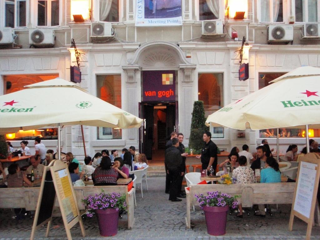 Grand Cafe van Gogh - Centrul Vechi Bucuresti